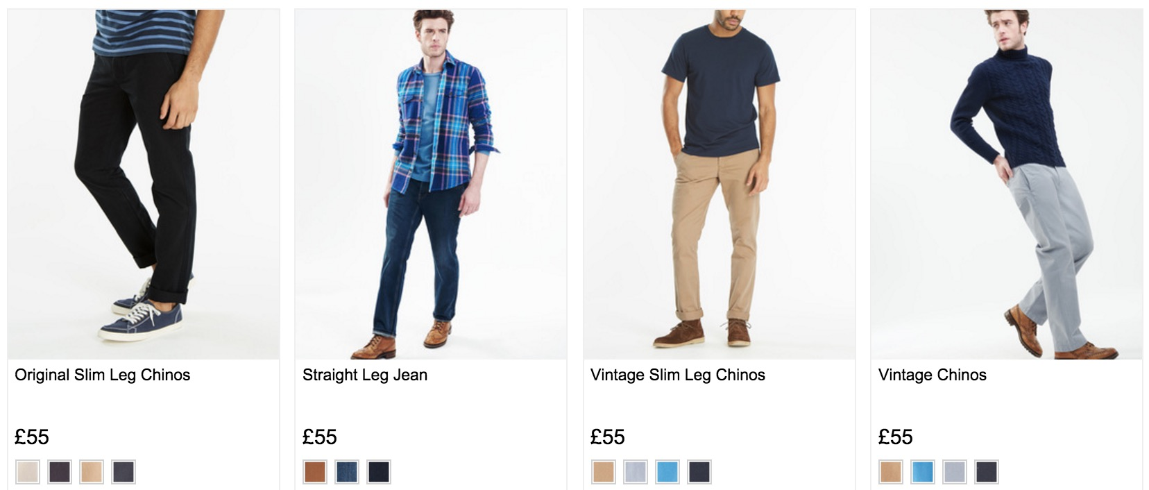 Boden Jeans and Trousers