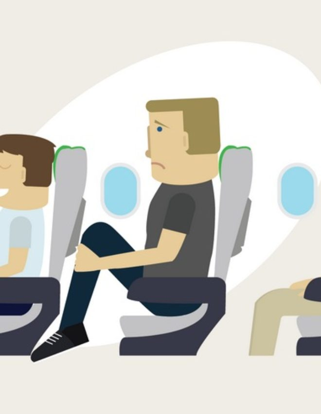 Flying Tall: How To Deal with Long Legs and Airplanes