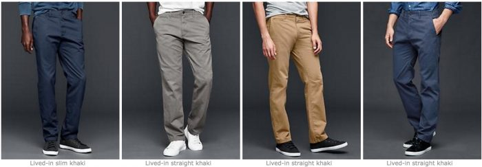 GAP Tall Trousers