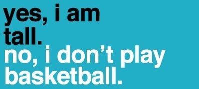 tall basketball meme