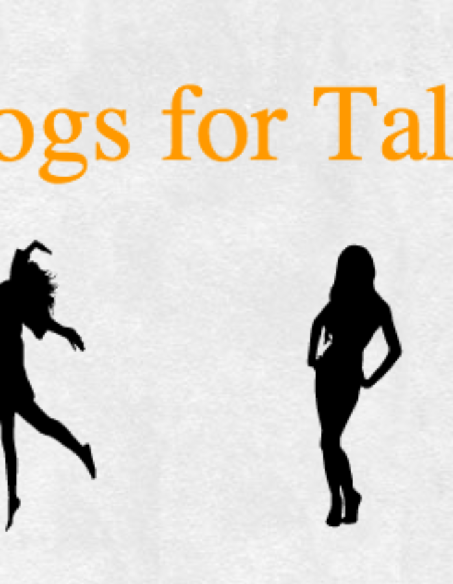 3 Tall Blogs For Tall Women