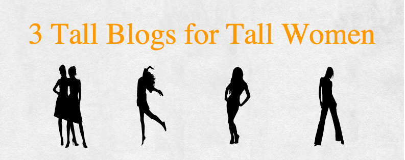 3 Tall Blogs for Tall Women image