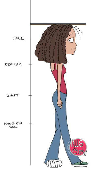 Tall N Curly animation tall now what?