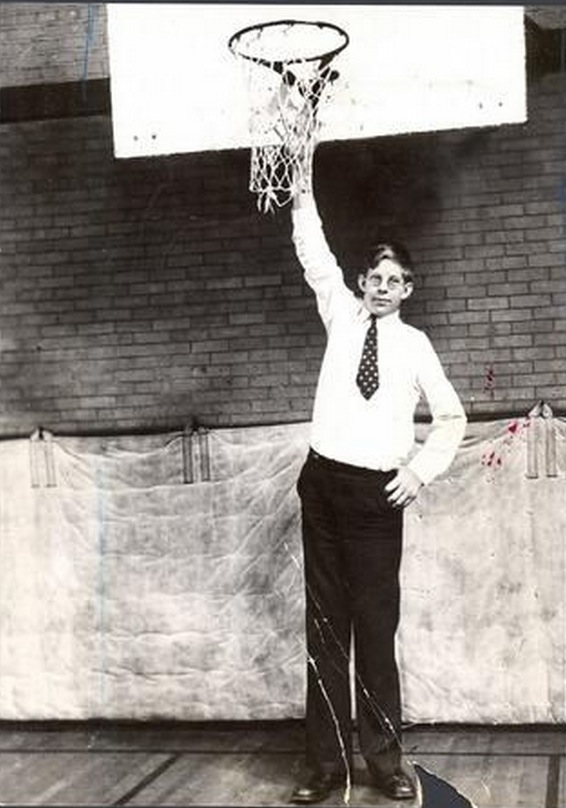 Robert Wadlow - The Tallest Man That Ever Lived | The Gear ...