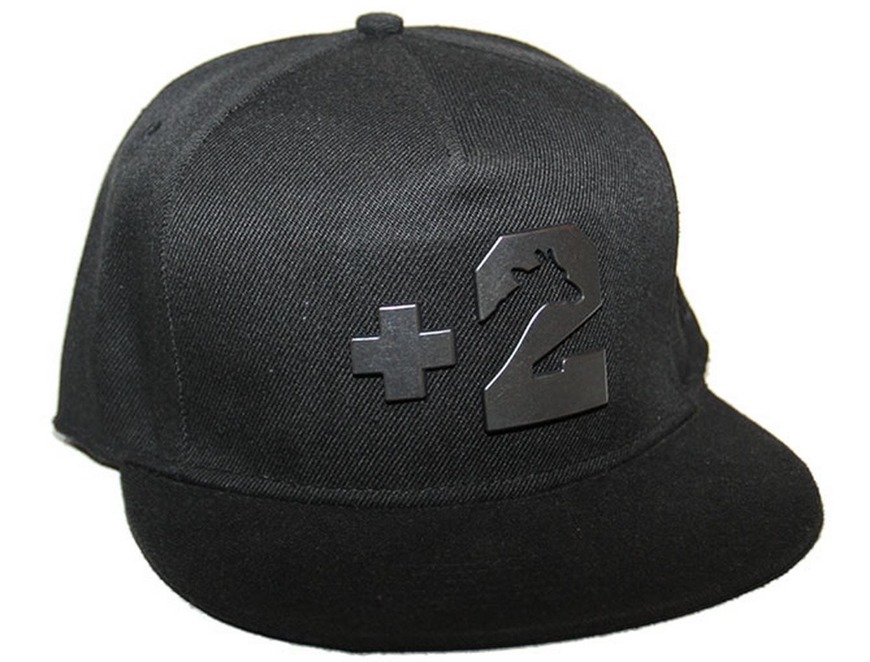 Black on Black Plus 2 Clothing