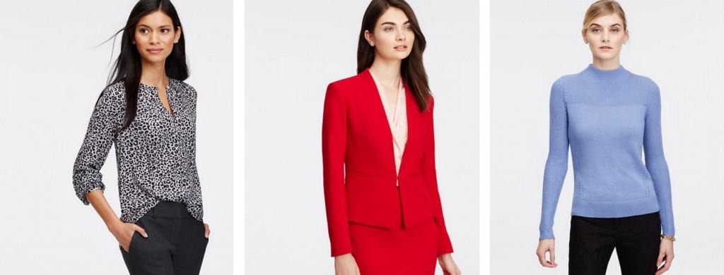 Ann Taylor tall womens clothing