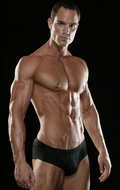 Brian Wade tall physique