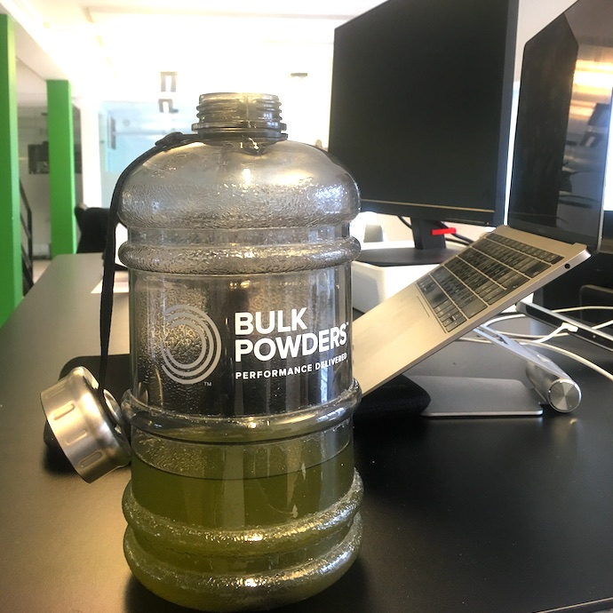 bulkpowders water container