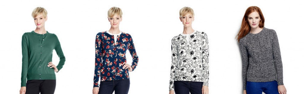 Land's End Tall Womens clothing