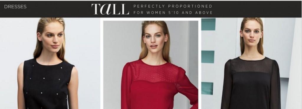 Next tall womens clothing