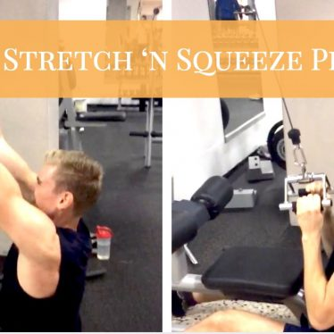 Full Range of Motion: Build Muscle Faster with a Simple Principle