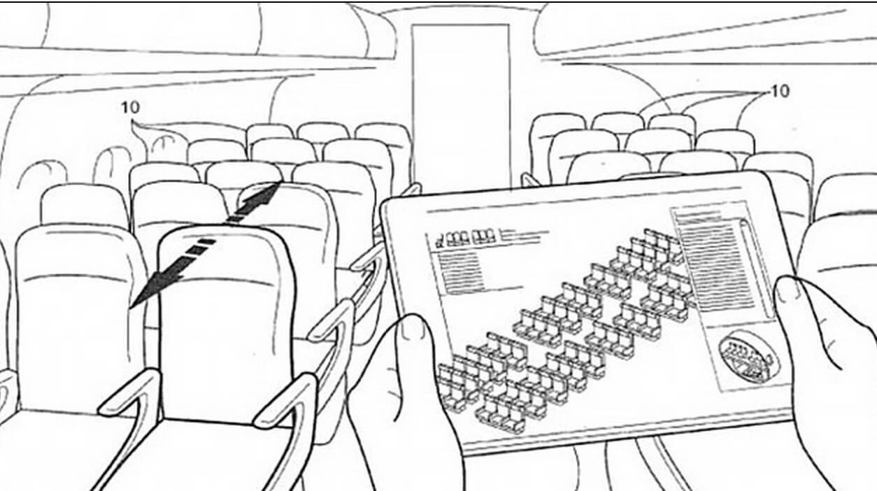 adjust seats digitally