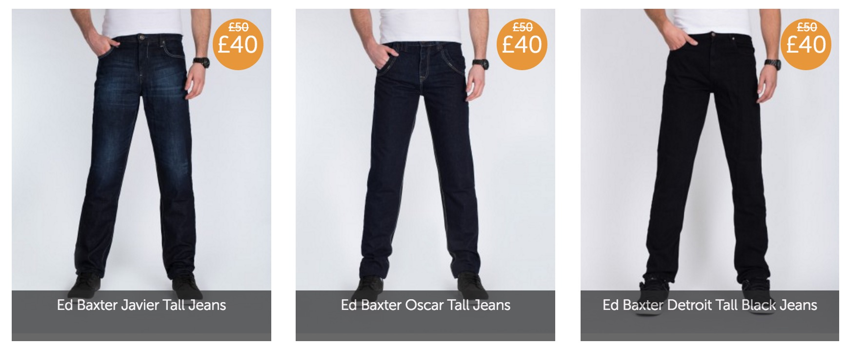 2 tall jeans normal