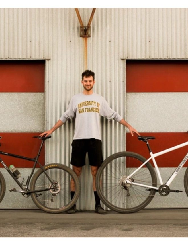 Best Bike for Tall Riders: The DirtySixer
