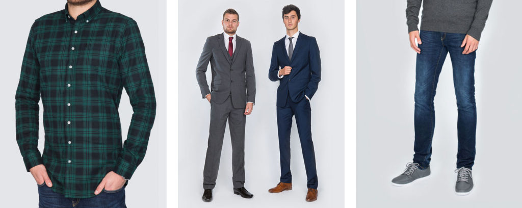 Tall Men's Clothing by 2 Tall