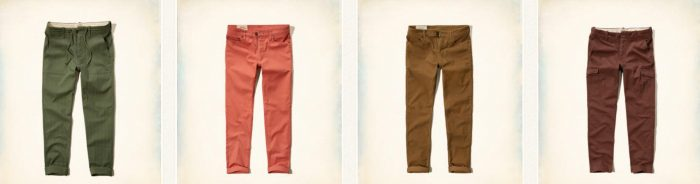 Tall Men's Clothing by Hollister