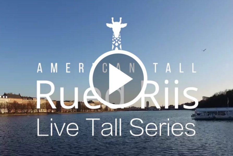Live Tall: 2 Minute Video On How I As A Native Copenhagener Experience The Changing City