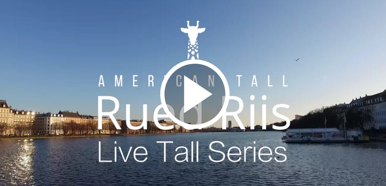 Live Tall Rued