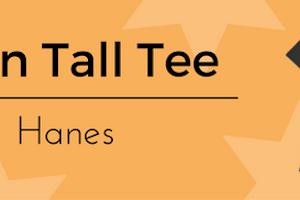 Plain Tall Tee