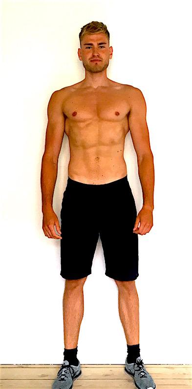 Shirtless Rued