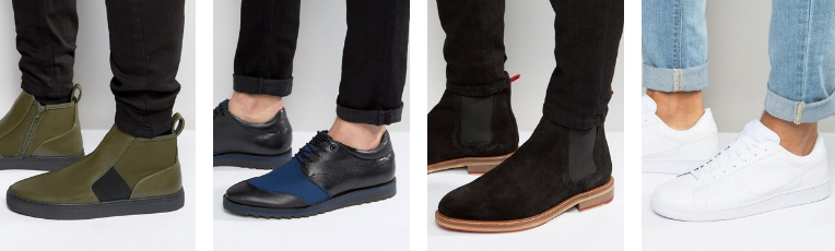 asos- Big and Tall Men's Shoes