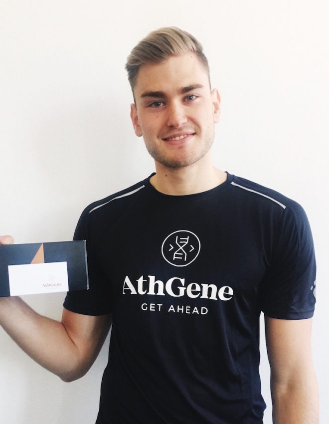 Athgene DNA Test Lets You Train Smarter