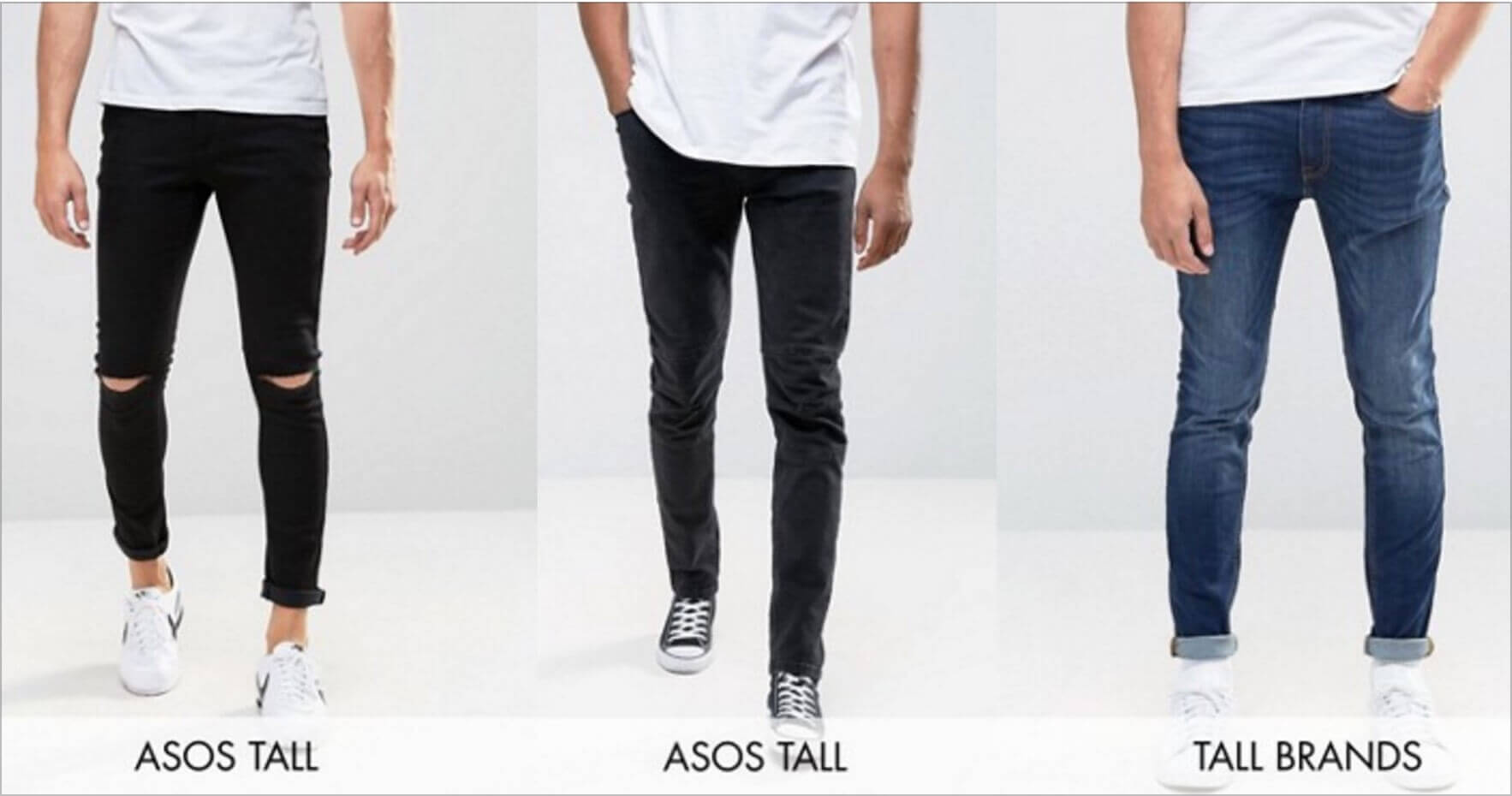 jeans for tall men asos cover