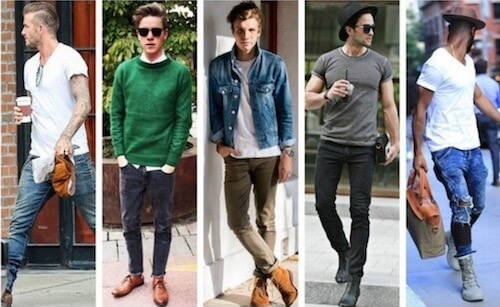 tall man clothing combinations