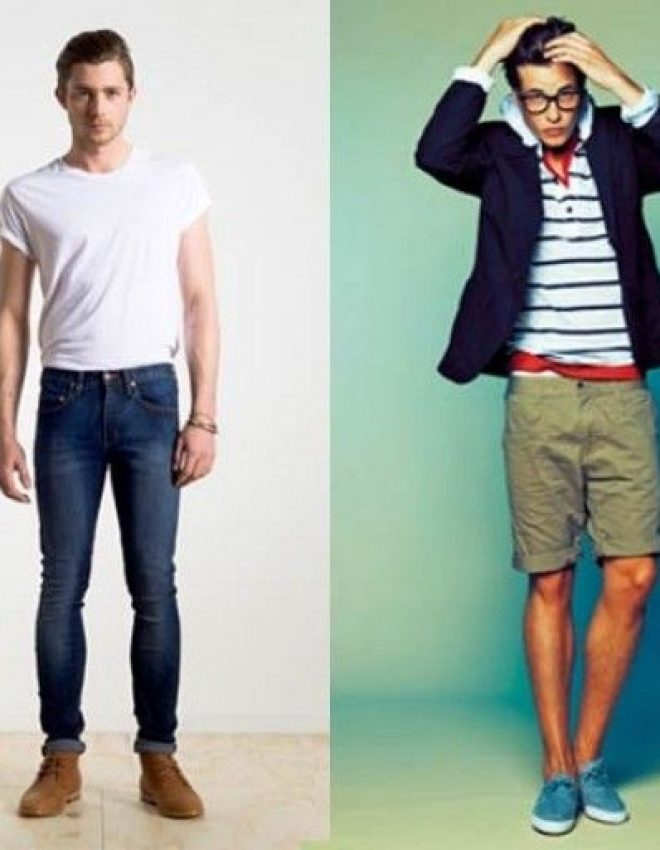 Tips for Skinny Guys to Look Good – How to Dress as a Skinny Guy