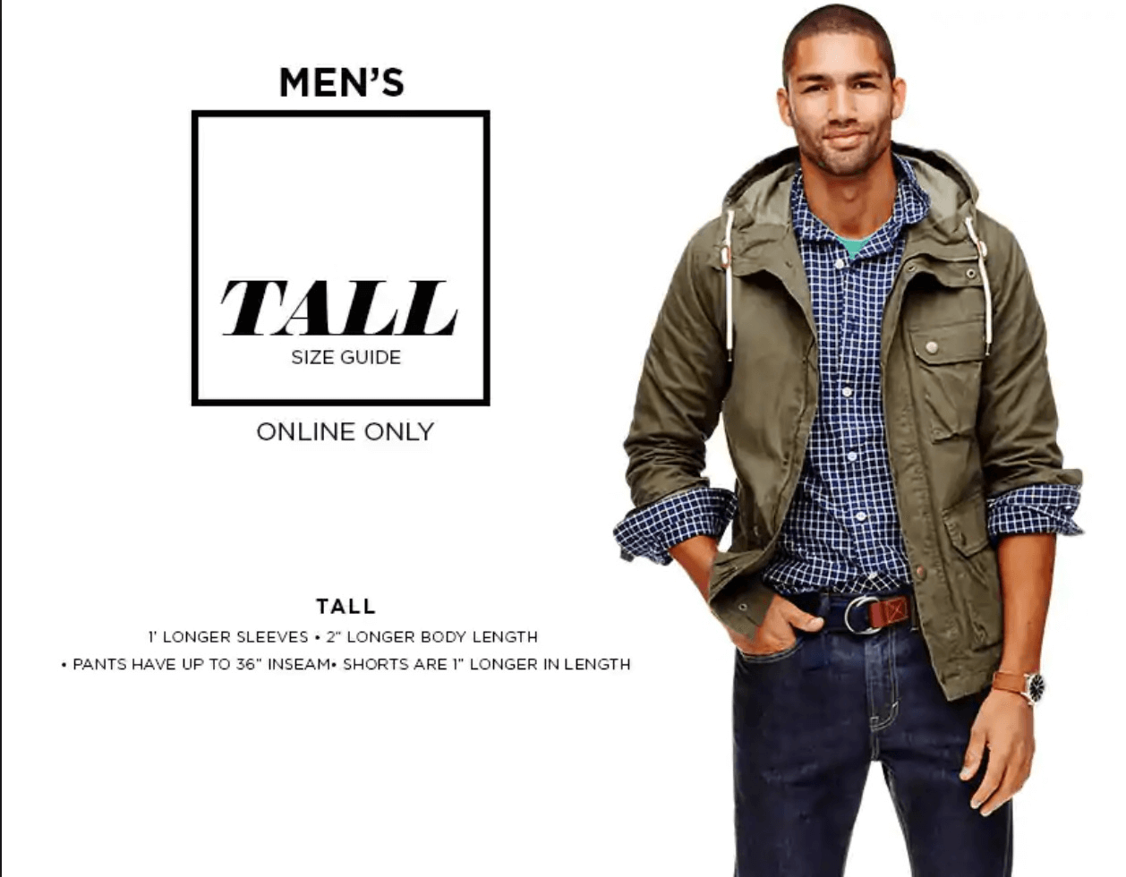 Jeans for Tall Men - Old Navy