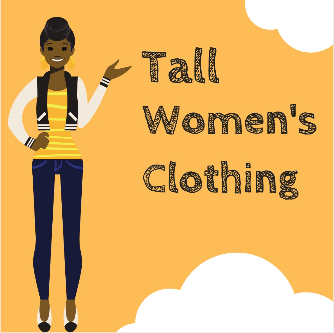 9c1fc4fddbd12 The Complete List  50+ Shops With Tall Women s Clothing