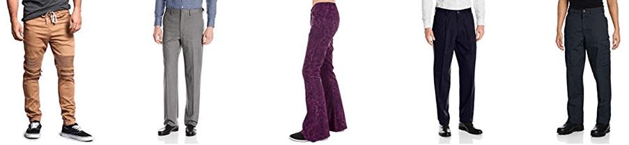 Pants for tall men - Amazon
