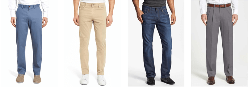 Pants for tall men Nordstrom cover