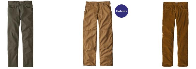 Pants for tall men - GAP