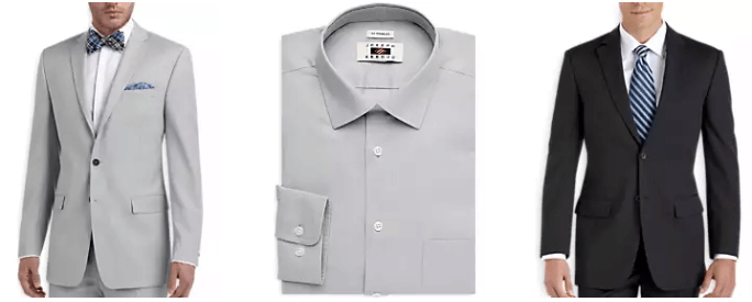 Mens Wearhouse Big and Tall Clothing
