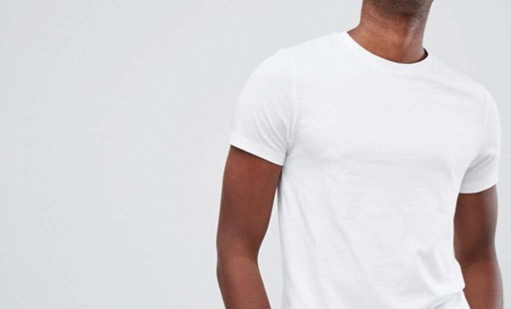 Asos Tall White T Shirt HD