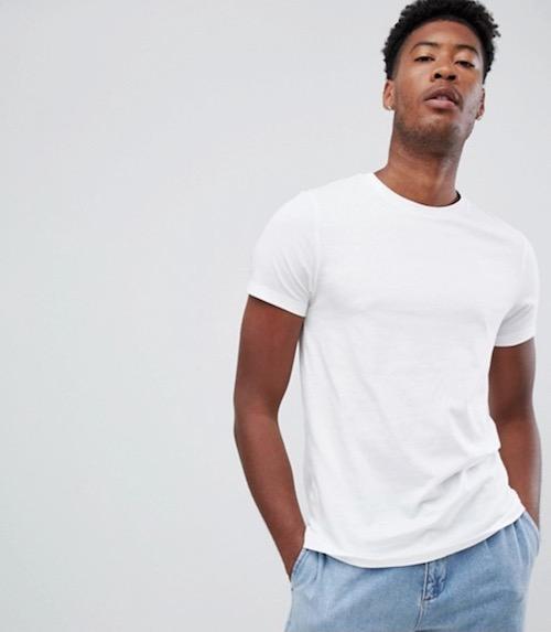 Asos Tall White T Shirt