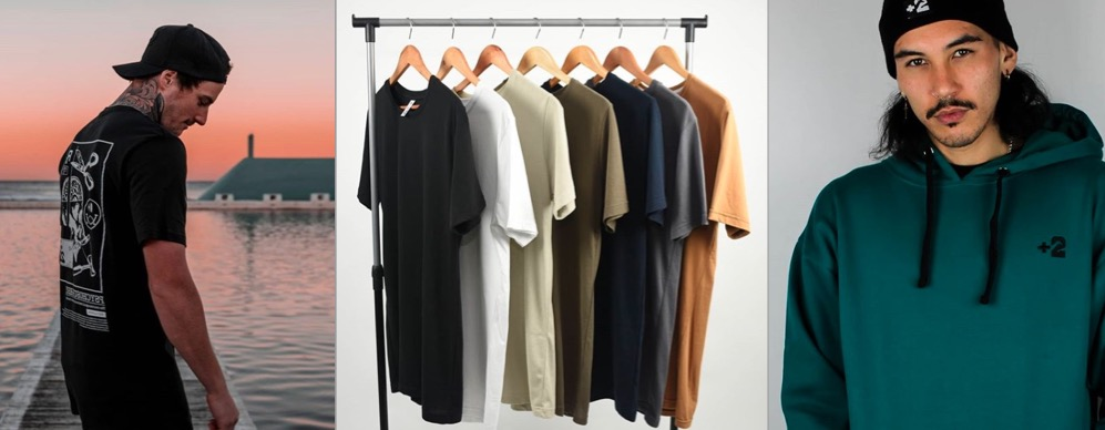 Tall Men's Clothing by Plus 2 Clothing