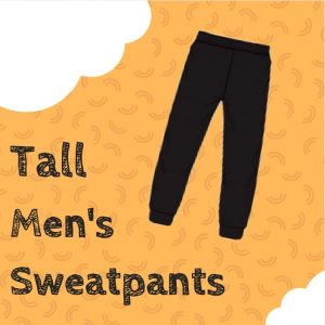 Tall Men's Sweatpants Thumbnail