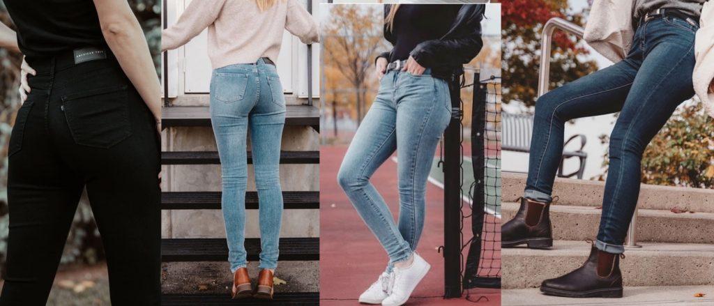 American Tall Jeans Women