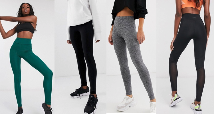 Asos Leggings for Tall Women