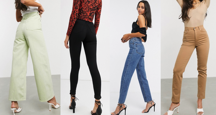 Asos Tall Women's Jeans