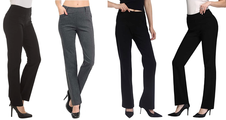 Dress Pants for Tall Women - Amazon