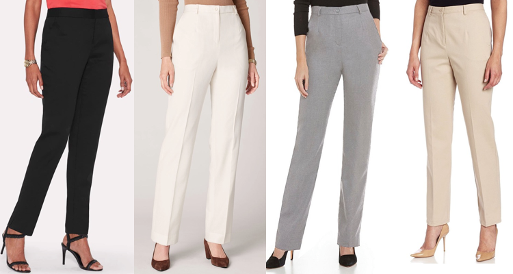 Dress Pants for Tall Women - Simply Tall