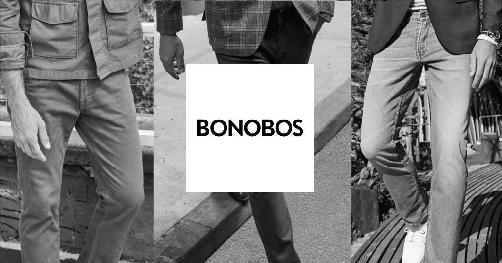 Jeans for Tall Men - Bonobos b:w