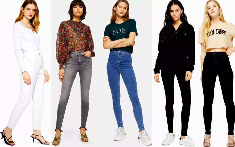 Jeans for Tall Women - Topshop