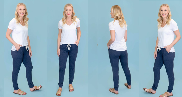 Joggers for Tall Women - Amalli Talli