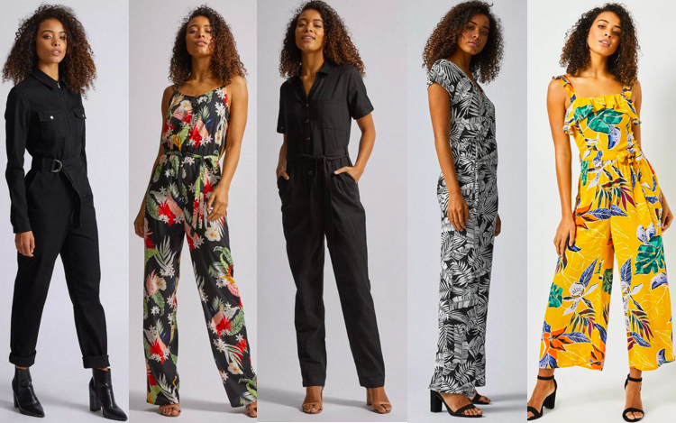 Jumpsuits for Tall Women - Dorothy Perkins