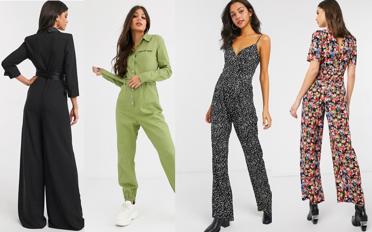 Jumpsuits for tall women - Asos