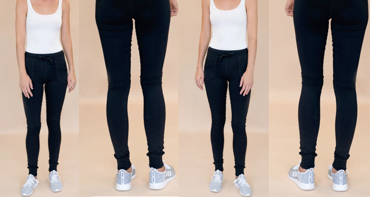 Leggings for Tall Women - Amalli Talli